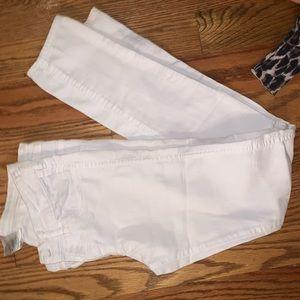 HM White Jeans